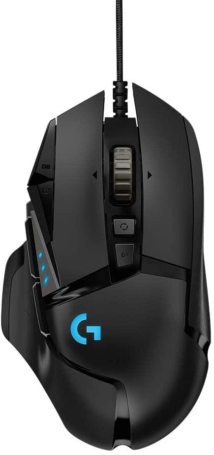 ロジクール G502 HERO Gaming Mouse