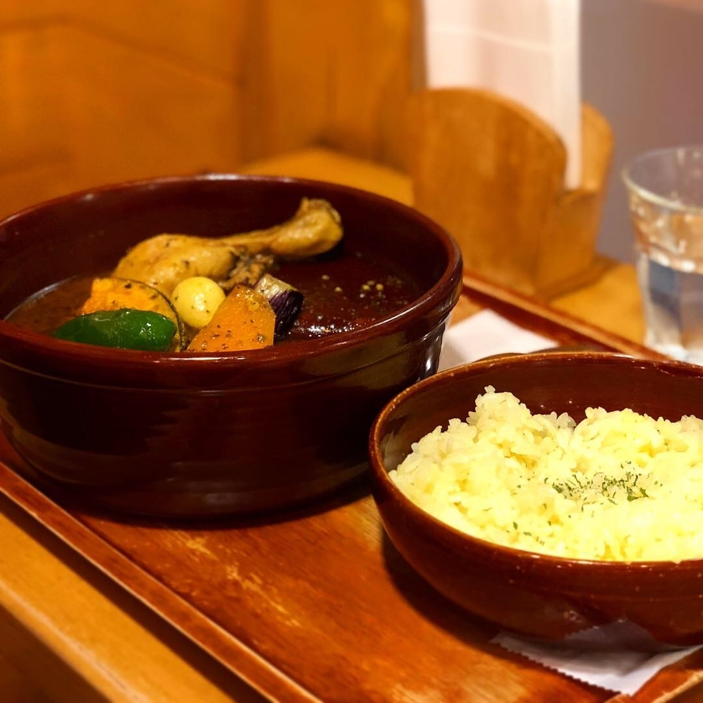 北海道旅行 スープカレー