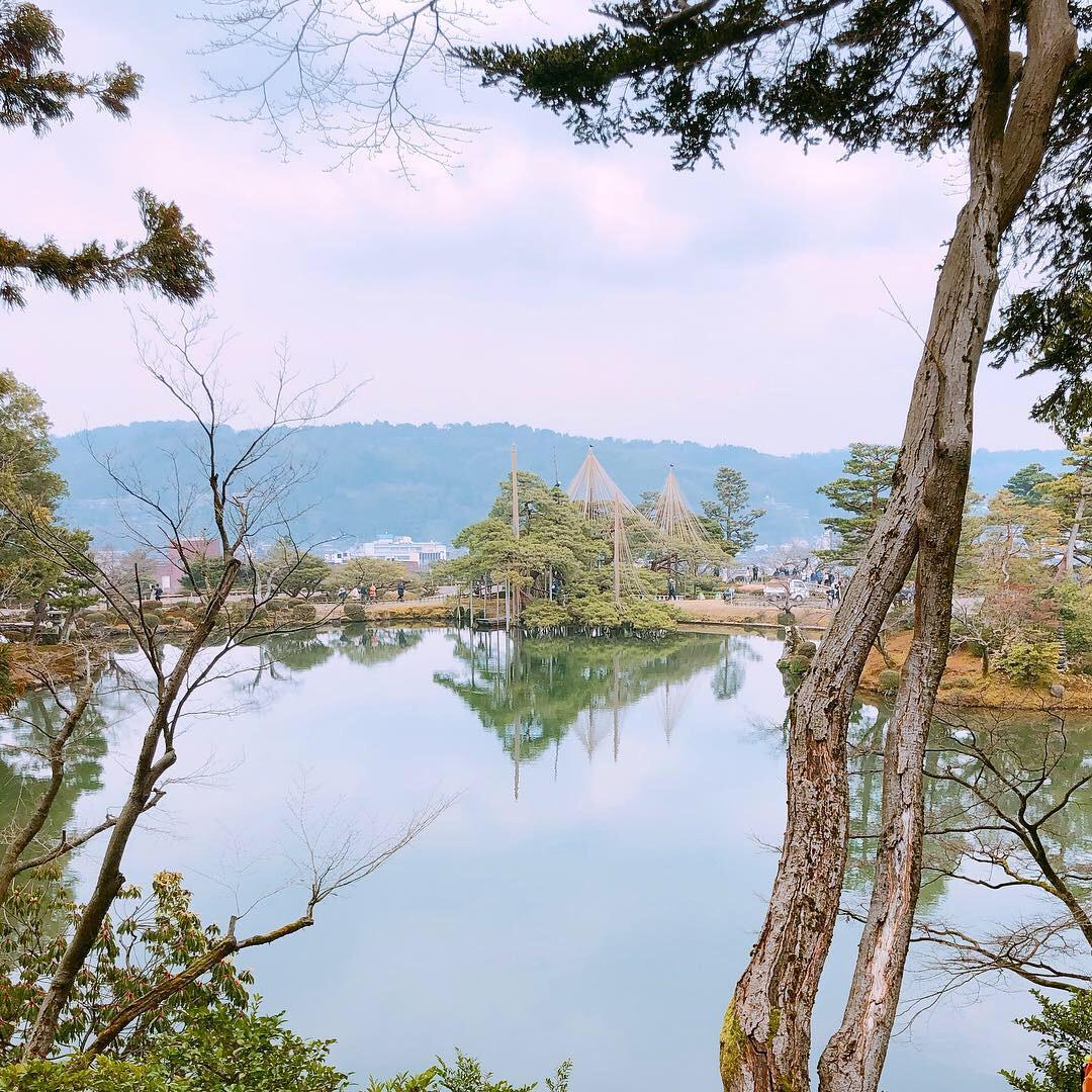 金沢旅行 兼六園