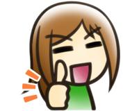 月子 イラスト グッ!