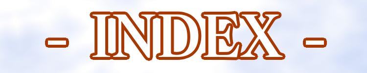 ツクモガタリのINDEX