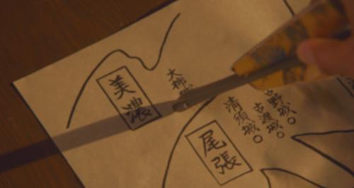 織田信秀、美濃の斎藤利政と同盟を結ぶことを決意する