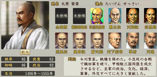 黒衣の宰相・太原雪斎