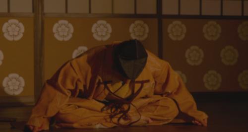 織田信長が見つからず帰蝶に平身低頭するしかない平手政秀
