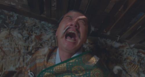 斎藤利政の恐ろしさにおののく土岐頼芸