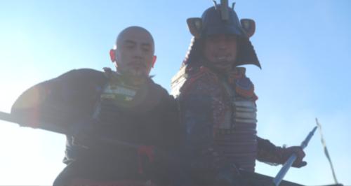 斎藤道三と斎藤高政、親子による一騎討ち