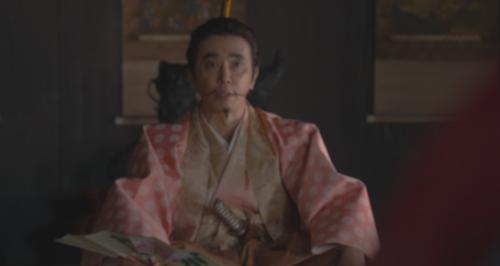 ユースケ・サンタマリアさん演じる朝倉義景