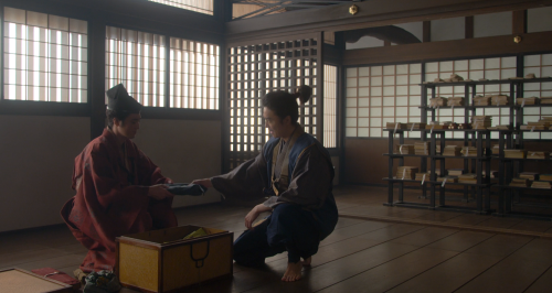 十兵衛の美濃への旅は8日間、その間京の留守を任される明智左馬助