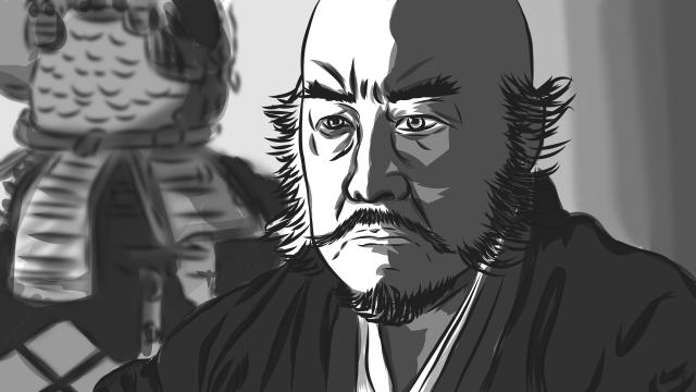 京を目指す武田信玄だったが途中で病に倒れる