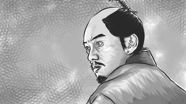 将軍・足利義昭を若江城に追いやった織田信長