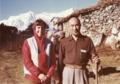 昭和44・45年 ネパールにて