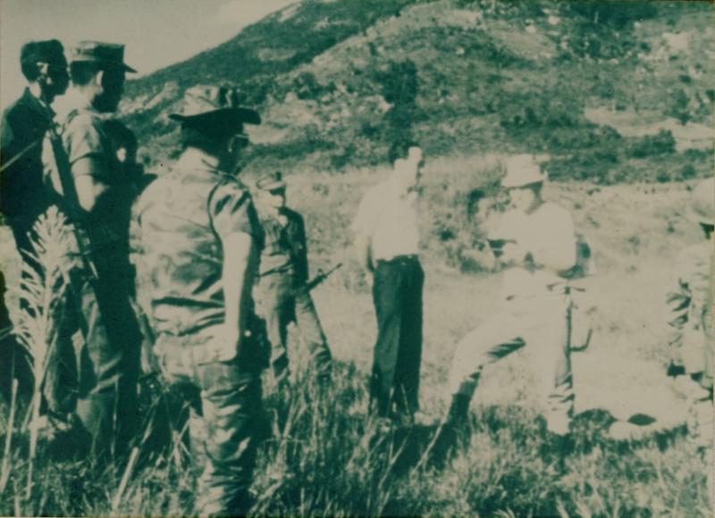 昭和46年 ベトナムにて FAO