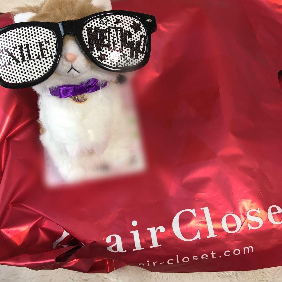 エアクロ air Closet レポ 中身