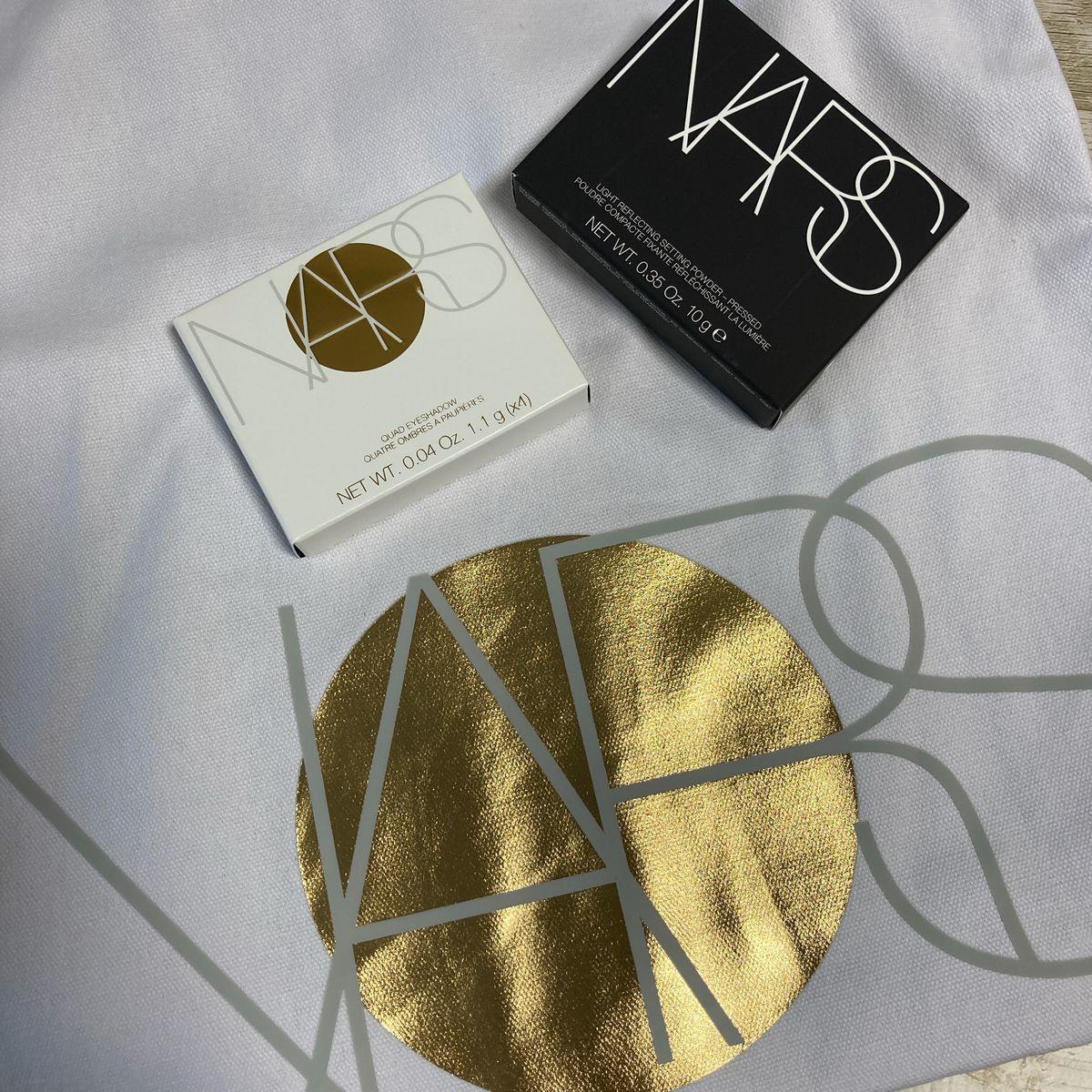 NARS リフ粉 アイシャドウ 購入特典