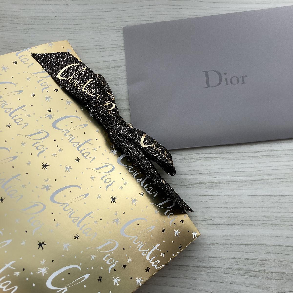 Dior 限定 パッケージ