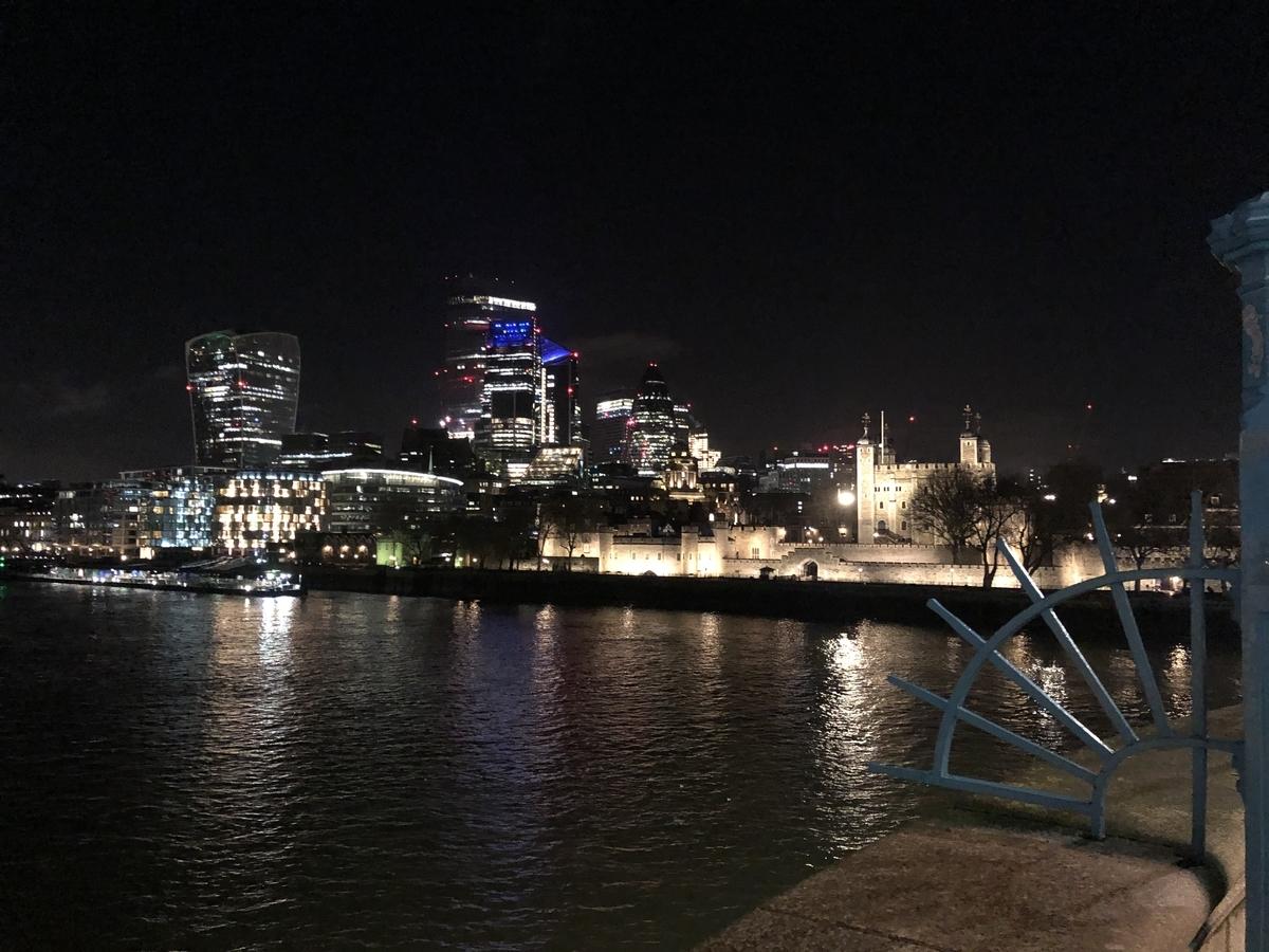 ロンドン 散歩