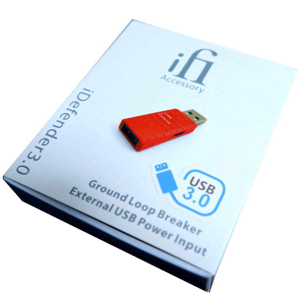 iFi Audio iDefender3.0 レビュー