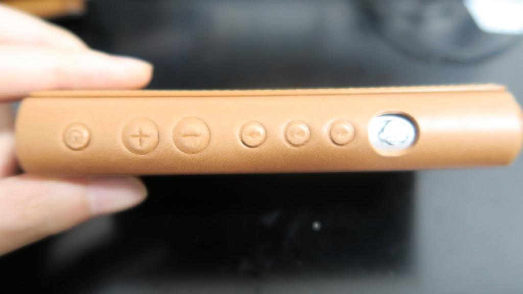 musashino LABEL NW-ZX300 用 プレミアムレザーケース 購入 レビュー