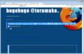 Internet Explorer 9 での表示結果