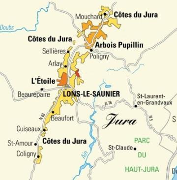 「Arbois map」の画像検索結果