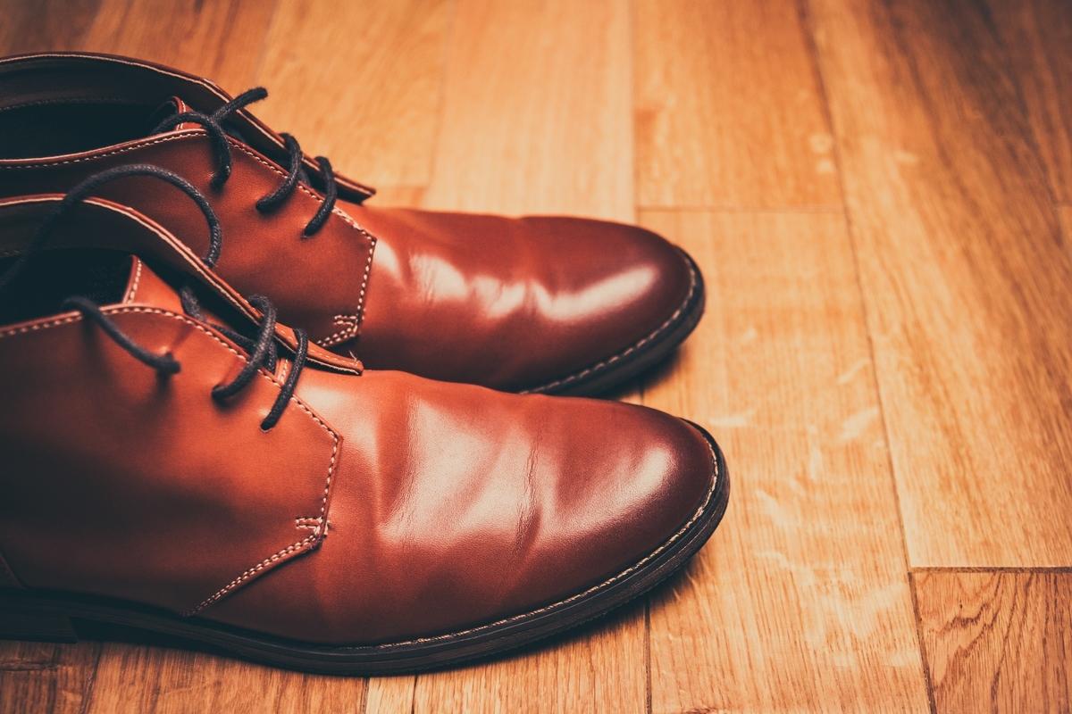 社会人の革靴のあれこれ