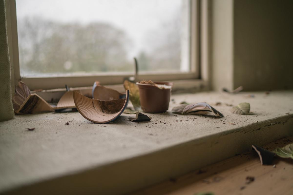 形あるものいつかは壊れるを意識して、生活する