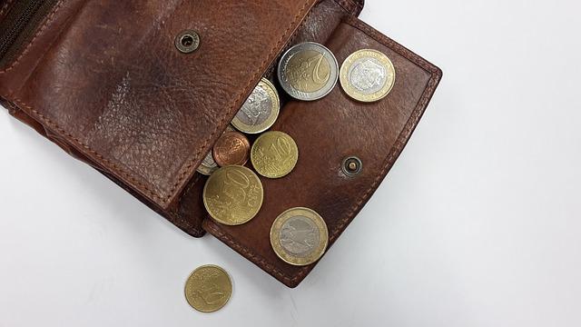ポーターの小銭入れを持つようになって、キャッシュレス化が進んだ