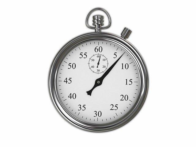 集中する時は、20分間だけキッチンタイマーで測るのが良さそう