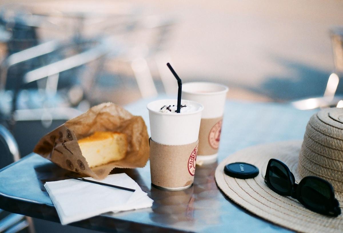 休日には一人でぶらっと、カフェでランチもいいのかも