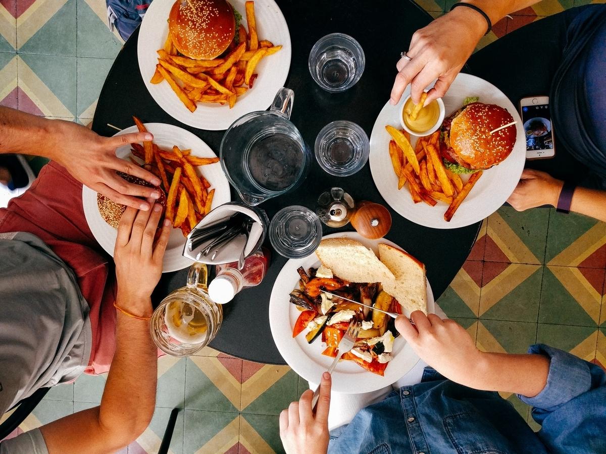 【外食産業】外食産業の47社を分析、一番優秀なのは?