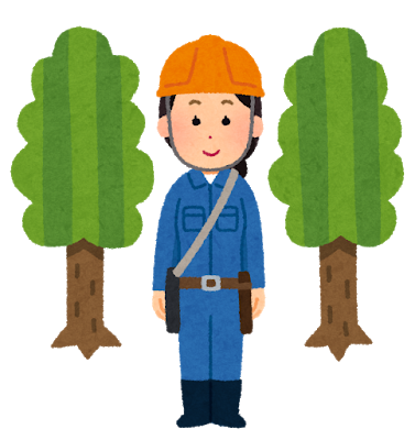 森林の行政官の画像