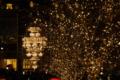 きらめきの中のバカラシャンデリア・恵比寿ガーデンプレイス