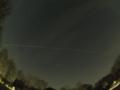オリオン座とISS(国際宇宙ステーション) 2017/1/28 PENTAX Q