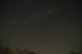 オリオン座とISS(国際宇宙ステーション) 2017/1/28 PENTAX KS-2