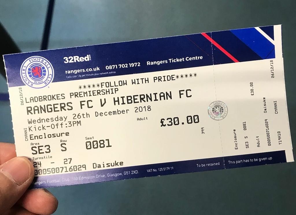 チケット買えた。
