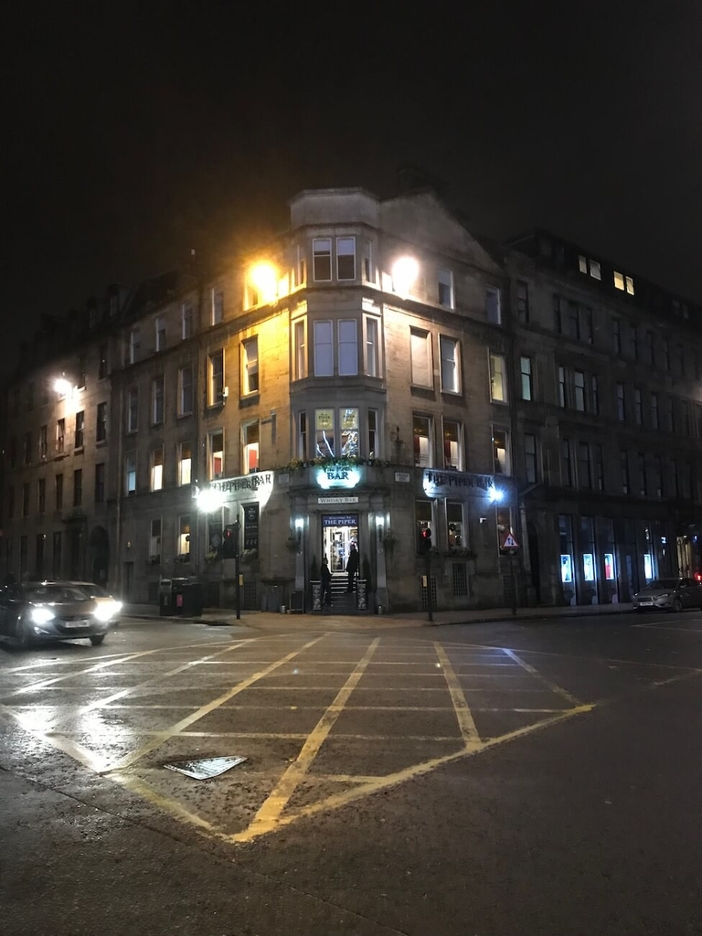 THE PIPER BAR