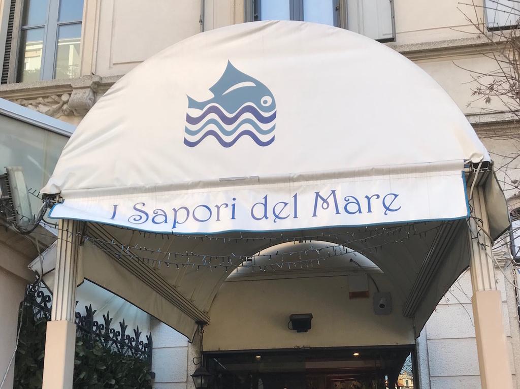 Sapori del Mare。おいしかった。