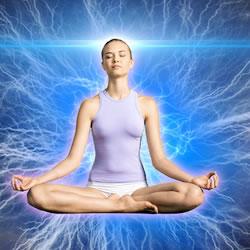 スピリチュアル的な瞑想