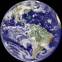 破壊と崩壊は、地球の意思?