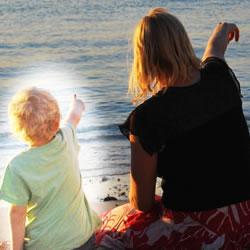 水子供養は、霊視(霊視鑑定)&守護霊対話で