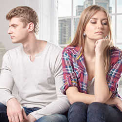 お互い霊格が低いと、離婚しやすい?