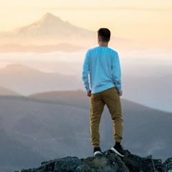 霊格の高い人は、男性に現れやすい