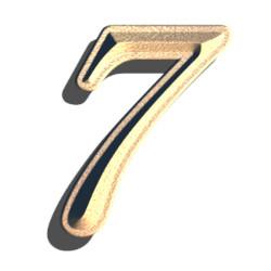 『スピリチュアル7』!『7』が持つ力と意味