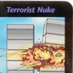 アメリカ同時多発テロ事件?