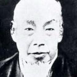 東芝の創業者、田中重久