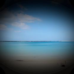 沖縄の海 幻覚