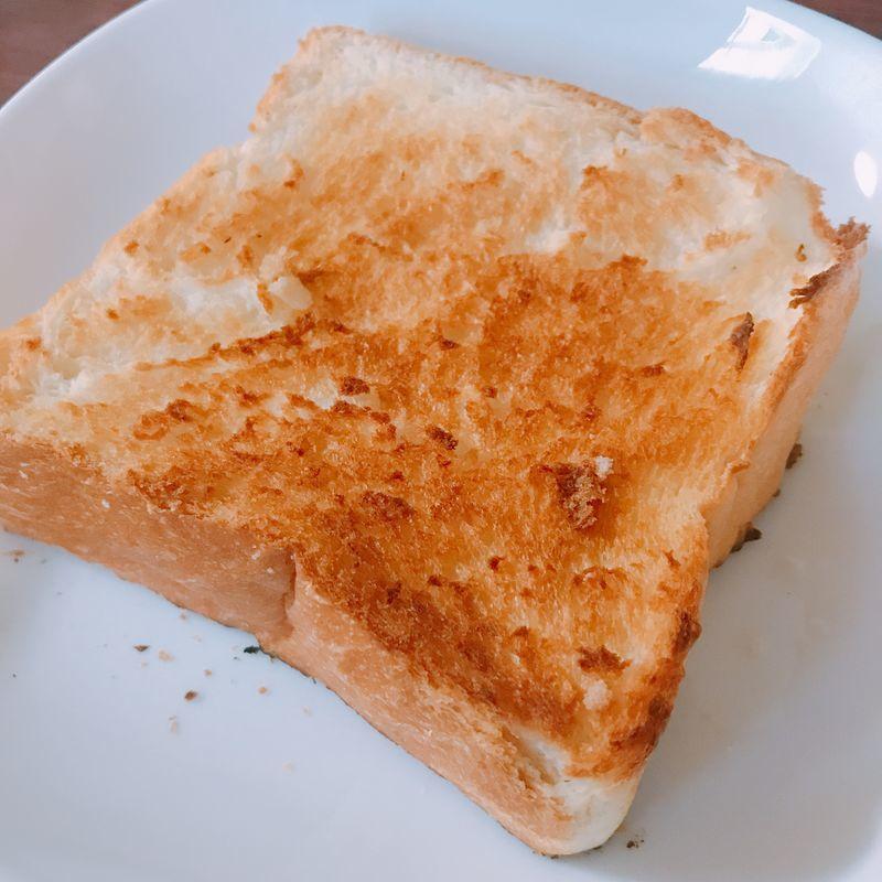 乃が美の食パン トースト