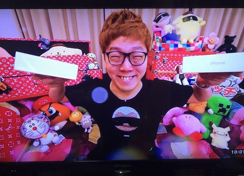 YouTube ヒカキン 動画 chromecast