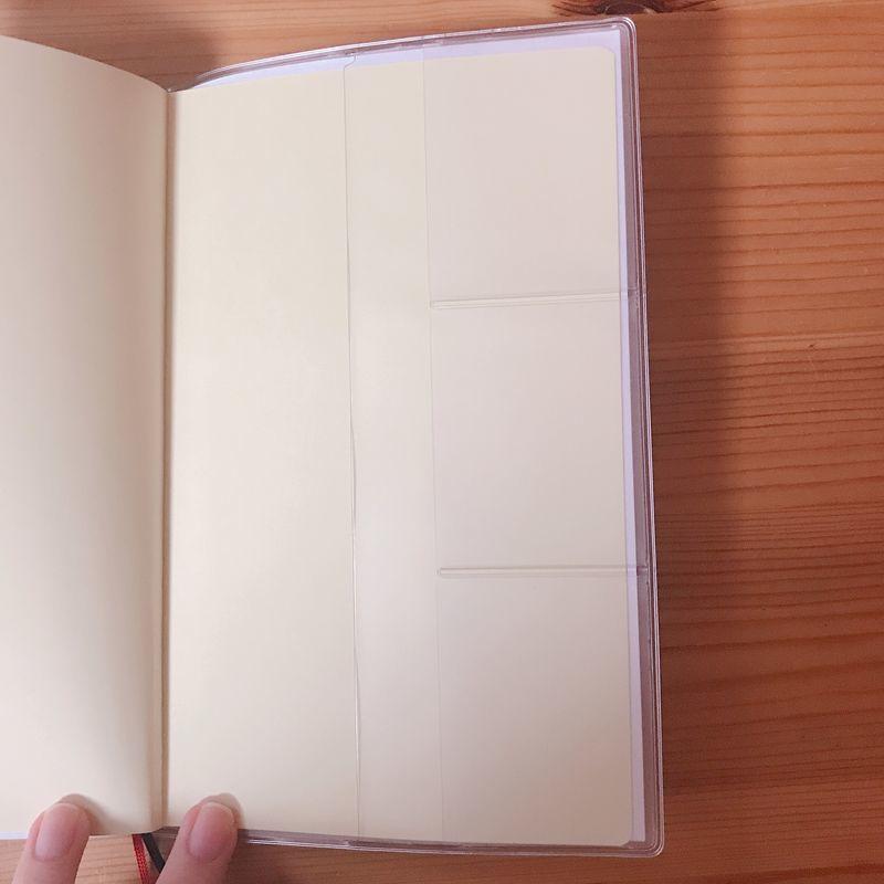 ジブン手帳 mini 小さめポケット2