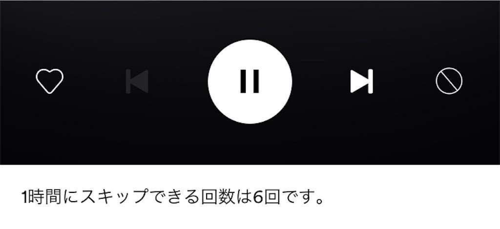 Spotify スキップ制限